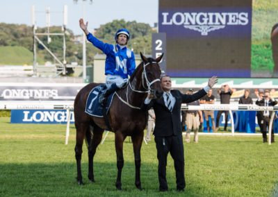 Longines Queen Elizabeth Stakes Day 2019
