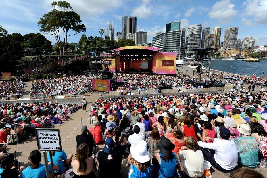 Oprah's Ultimate Australian Adventure 2010