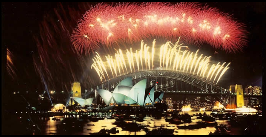 New Years Eve 1999